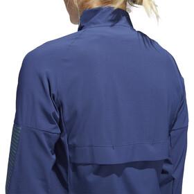 adidas RUNR Jacket Women tech indigo